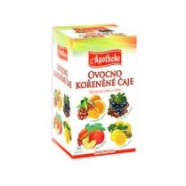 Ovocno kořeněné čaje 4 v 1